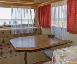 Кемпинг-трейлер 1 в Межводном